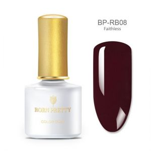 Гель-лак Born Pretty(42872-08)Red Blaze Series (RB), 6 ml.