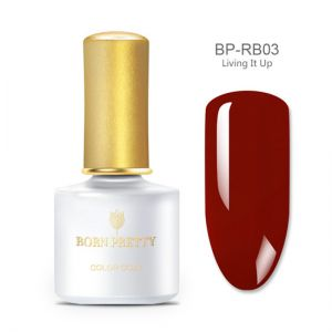 Гель-лак Born Pretty(42872-03)Red Blaze Series (RB), 6 ml.