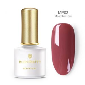Гель-лак Born Pretty(42870-3) Millennial Pink Series (MP), 6 ml.